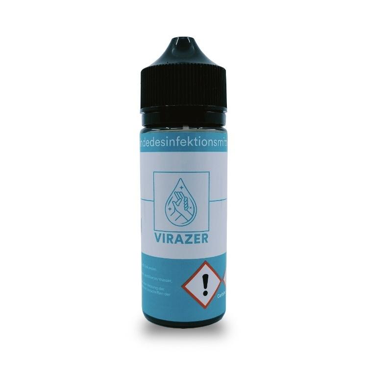 Händedesinfektionsmittel VIRAZER 60 ml